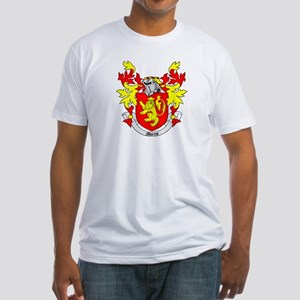 MORRIS Coat of Arms Fitted T-Shirt