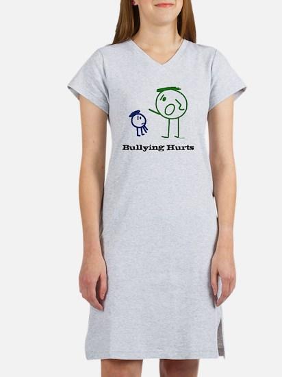 Cute Stop bullying Women's Nightshirt