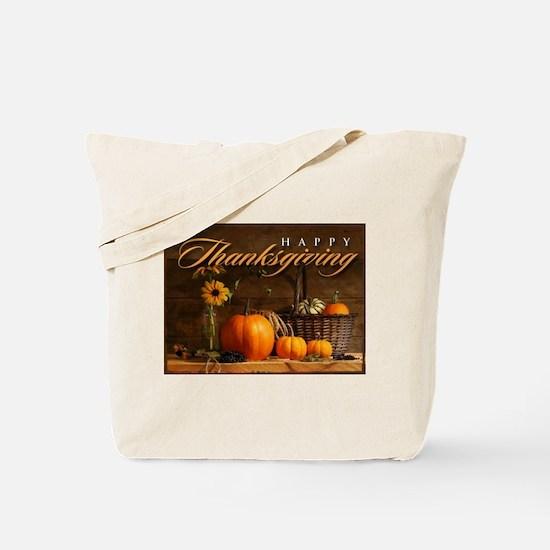 Unique Thanksgiving Tote Bag