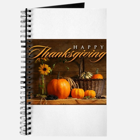 Cute Thanksgiving Journal