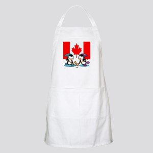 Canada Ice Hockey Penguins Light Apron