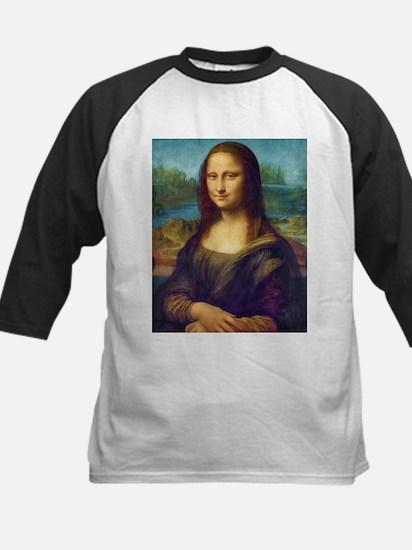 Da Vinci: Mona Lisa Baseball Jersey