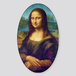 Da Vinci: Mona Lisa Sticker