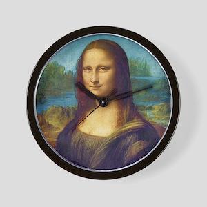 Da Vinci: Mona Lisa Wall Clock