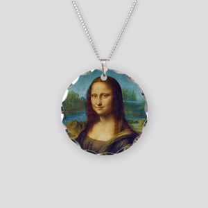 Da Vinci: Mona Lisa Necklace