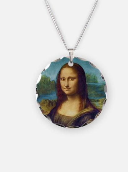 Da Vinci: Mona Lisa Necklace