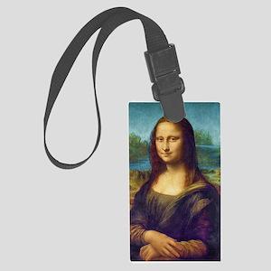 Da Vinci: Mona Lisa Luggage Tag