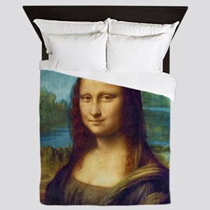 Da Vinci: Mona Lisa Queen Duvet