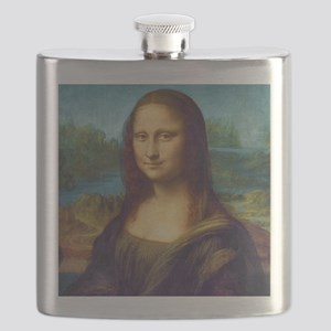 Da Vinci: Mona Lisa Flask