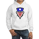 N.C.D.A. Hooded Sweatshirt