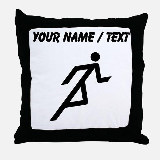 Custom Runner Throw Pillow