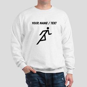 Custom Runner Sweatshirt