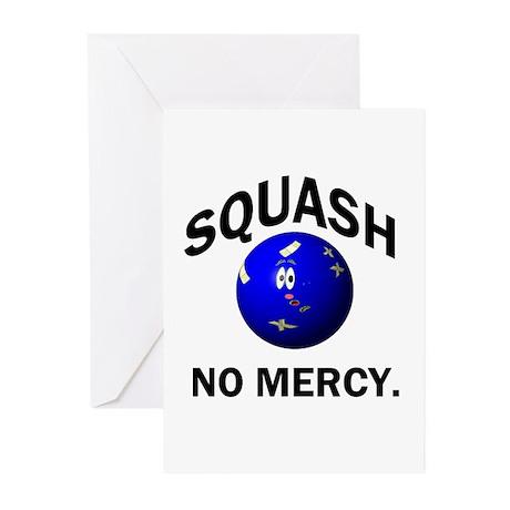 squash Greeting Cards