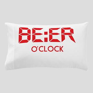 BE:ER O'Clock Pillow Case