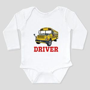 School Bus Driver Body Suit