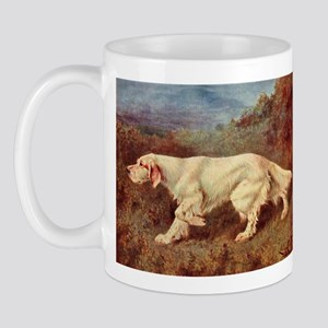 English Setter Watercolor Mug