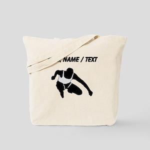 Custom Hurdler Tote Bag