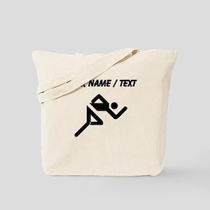 Custom Runner Tote Bag