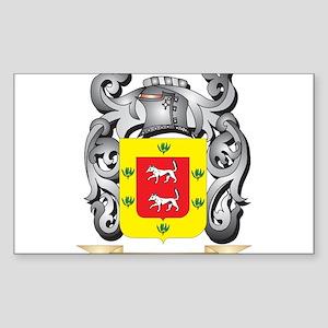Romero Coat of Arms - Family Crest Sticker