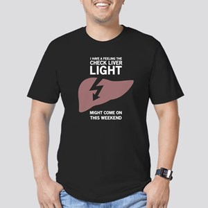 I Have A Feeling The Check Liver Light Might Come