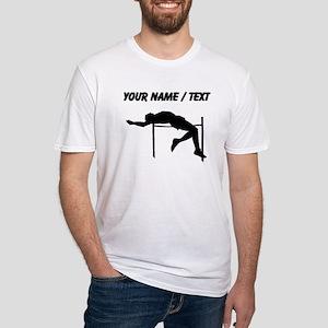 Custom High Jump Silhouette T-Shirt