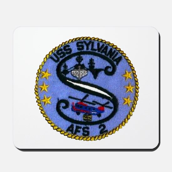 USS SYLVANIA Mousepad