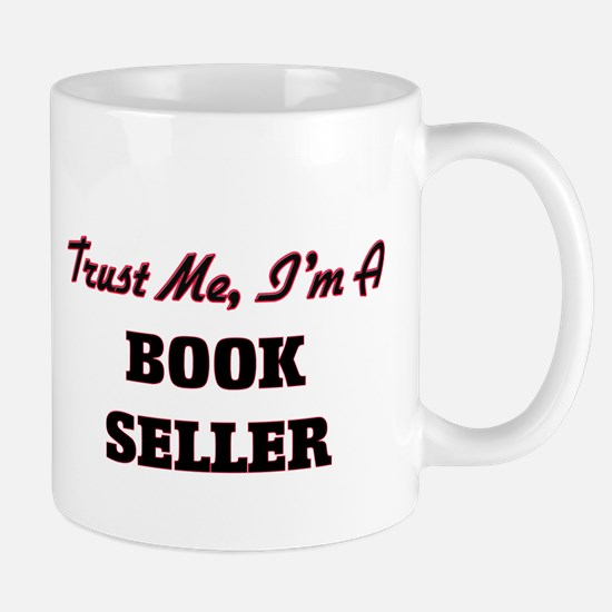 Trust me I'm a Book Seller Mugs
