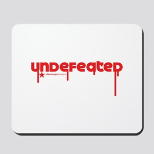 Undefeated | Mousepad
