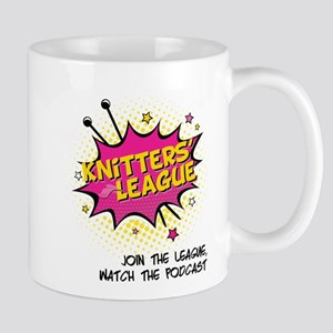 Knitters' League Mugs
