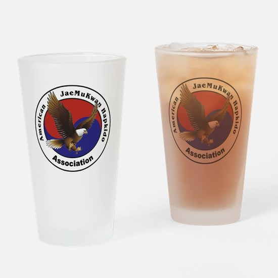 Funny Hapkido Drinking Glass