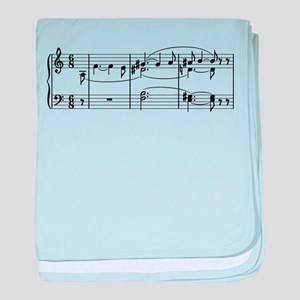 Tristan Chord baby blanket