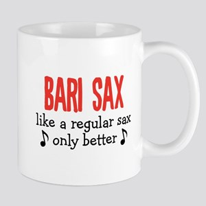 Bari Sax Mug