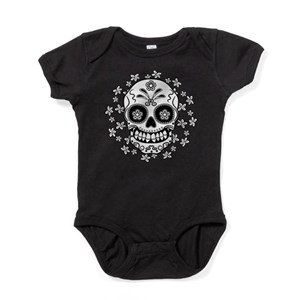 sugar skull baby clothes accessories cafepress