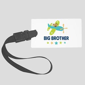 Big Brother Large Luggage Tag