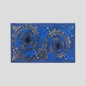 Whirlpool 3'x5' Area Rug