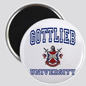 GOTTLIEB University Magnet