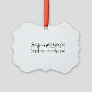 Tristan Chord Ornament
