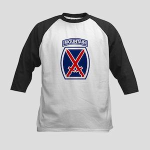 10th Mountain Division Baseball Jersey