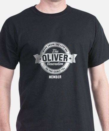 The Oliver Generation (White) T-Shirt