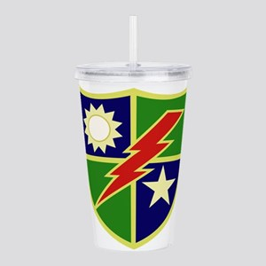 75th Ranger Regiment.p Acrylic Double-wall Tumbler