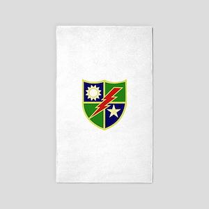 75th Ranger Regiment 3'x5' Area Rug