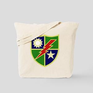 75th Ranger Regiment Tote Bag