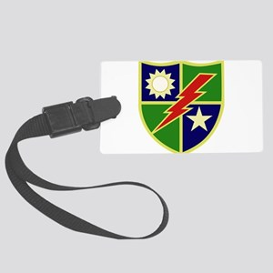 75th Ranger Regiment Large Luggage Tag