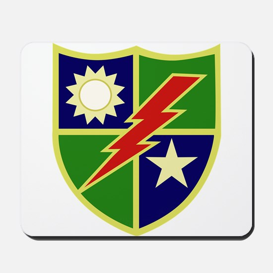 75th Ranger Regiment.png Mousepad