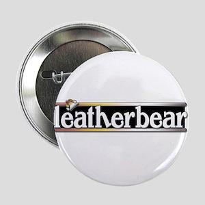 "Leatherbear 2.25"" Button"