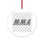 MMA Ornament (Round)