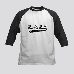 Rock 'n' Roll Vintage (Black) Baseball Jersey