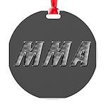 MMA Round Ornament