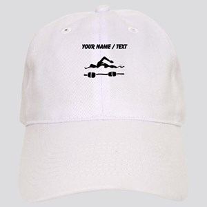 Custom Swimmer Baseball Cap