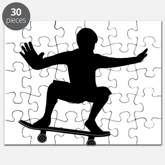 THE SKATEBOARDER Puzzle